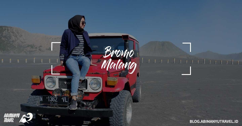 Tempat Wisata Malang Bromo