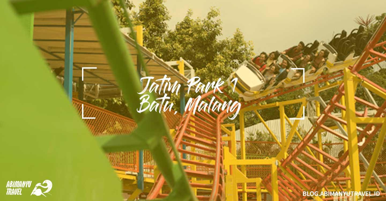 Tempat Wisata Malang Jatim Park 1