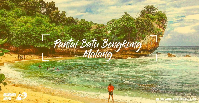 Tempat Wisata Malang Pantai Batu Bengkung